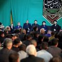 المجلس العاشورائي السادس من شهر محرم الحرام  والذي يقام في مكتب سماحة السيد عمار الحكيم