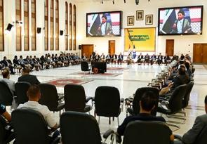 السيد عمار الحكيم : قراءة التحديات المستقبلية ليست تهديدا لاحد انما من منطلق الاخوة ومصلحة الجميع